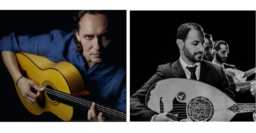 14-й джазовый фестиваль Монте-Карло — Vicente Amigo и Le Trio Joubran