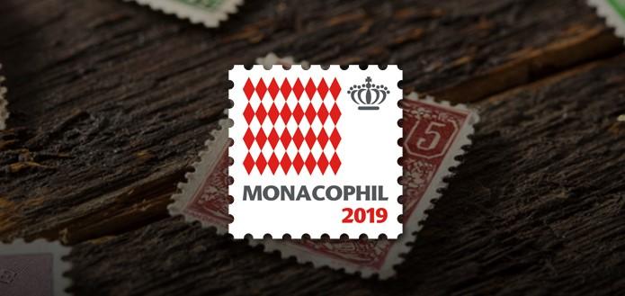 """Филателистическая выставка """"MonacoPhil 2019"""""""