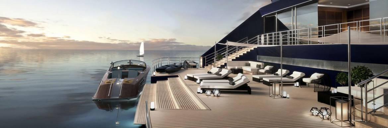 Evrima, 190-метровая суперъяхта Ritz Carlton и другие новости