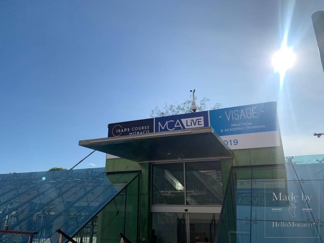 MCA Live в Монако: самый продвинутый эстетический конгресс в Европе