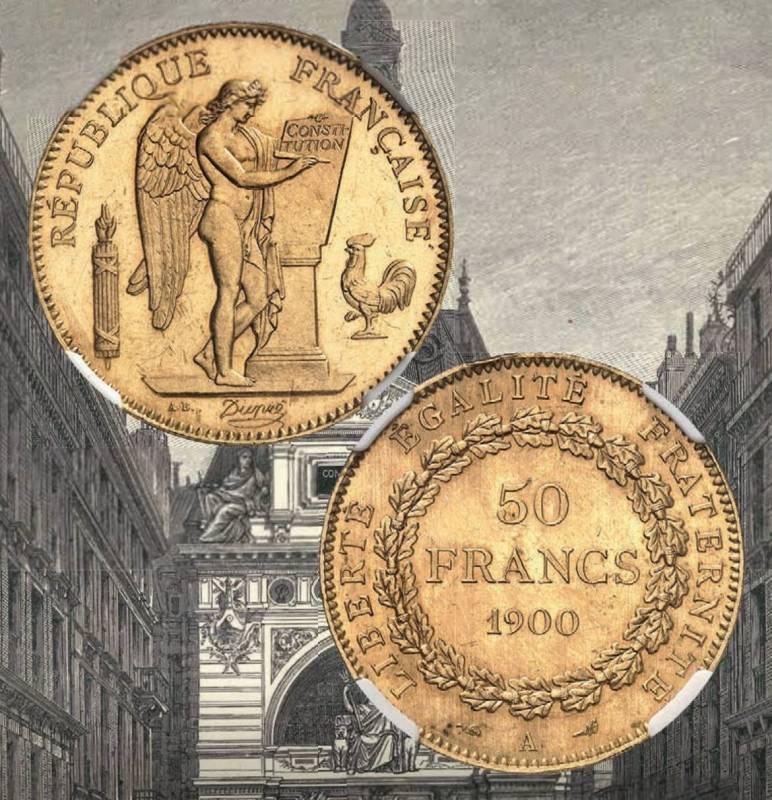 Уникальный аукцион монет в Монако поразил своими результатами
