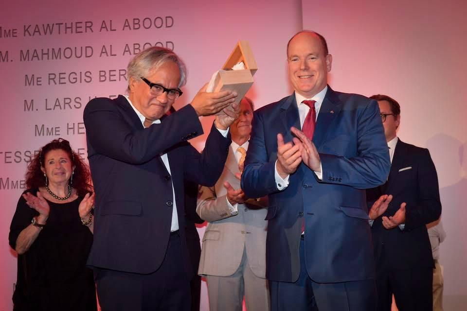 Futurum Award досталась автору известнейшей инсталляции княжества