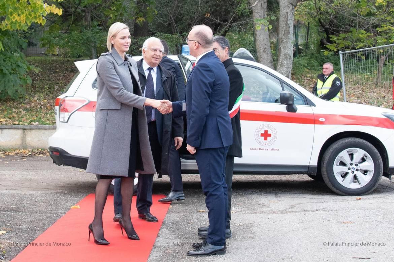Дела княжеские: княгиня Шарлен открывает итальянскую школу