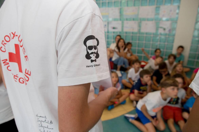 Красный крест Монако получает щедрое пожертвование на защиту детей