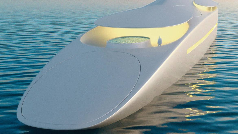 120-метровая футуристическая концепция Project L и другие новости