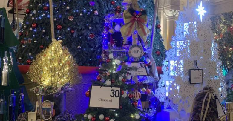 Благотворительный аукцион новогодних елок в Монако собрал рекордную сумму