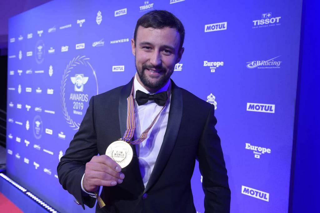 FIM Awards 2019: лучшие мотоциклисты мира в центре внимания в Спортинге Монте-Карло