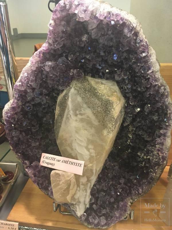 Богатейшее разнообразие минералов на выставке в Монако