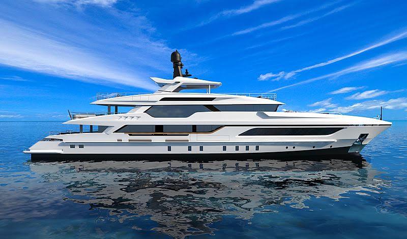 Tankoa представляет концепцию 60-метровой суперъяхты и другие новости