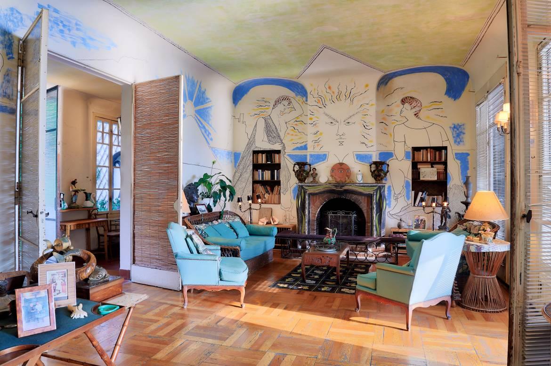 Ожившие фрески виллы Санто-Соспир: мифология и преображенная сексуальность в жизни и творчестве Жана Кокто