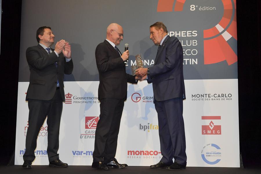 Церемония Eco Awards отмечает лучшие компании Монако
