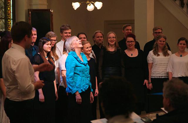 Концерт в церкви Saint-Charles