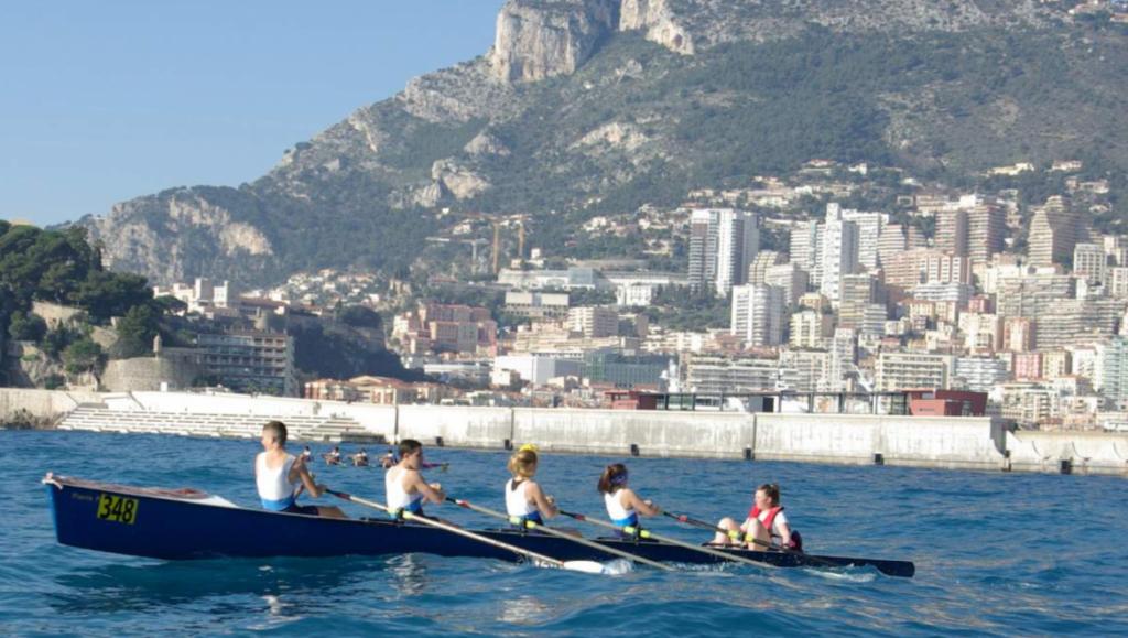 """""""Морское сообщество Монако"""" одержало две большие победы в Соревнованиях по гребле Альбера II"""