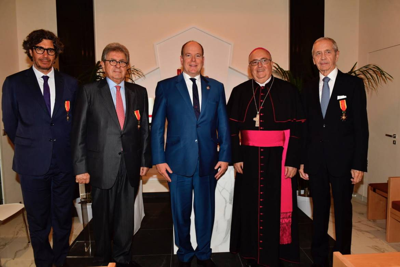 Дела княжеские: Альбер II встретился с президентом Франции