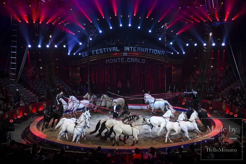 "Артисты цирка получили ""Клоунов"" на 44-м Цирковом фестивале Монте-Карло"