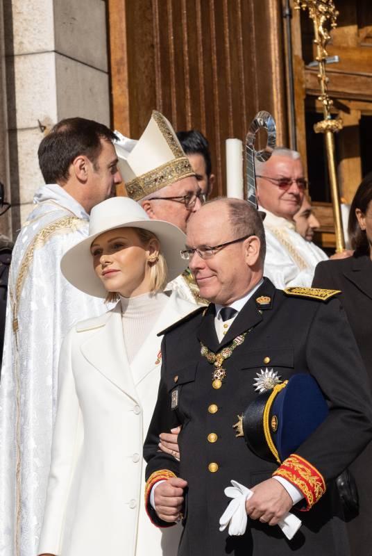 Княгиня Шарлен: сияющая звезда Монако