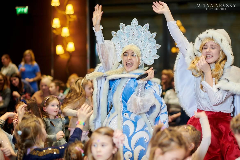 Праздник для детей в честь Рождества Христова состоялся в Монако
