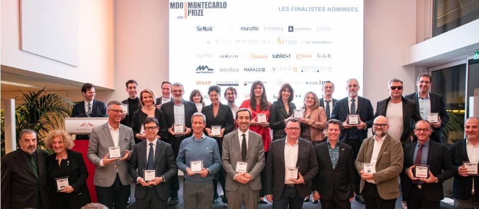 Церемония MDO Monte-Carlo Prize – поощрение инновационного и устойчивого промышленного дизайна