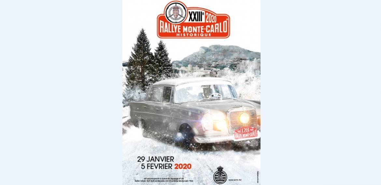 23-е Историческое ралли Монте-Карло