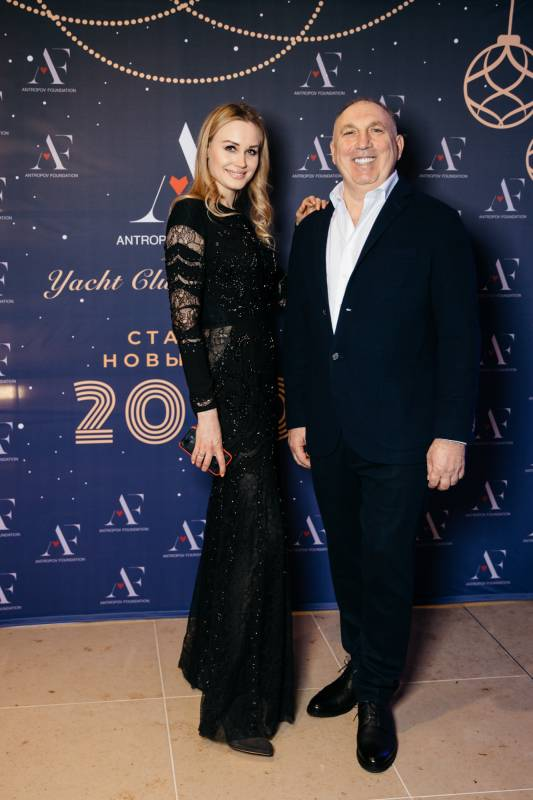 Старый Новый год 2020 от ANTROPOV FOUNDATION: весёлое завершение новогоднего сезона в Монако