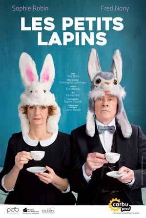 """Спектакль """"Les petits lapins"""" в Театре Муз"""