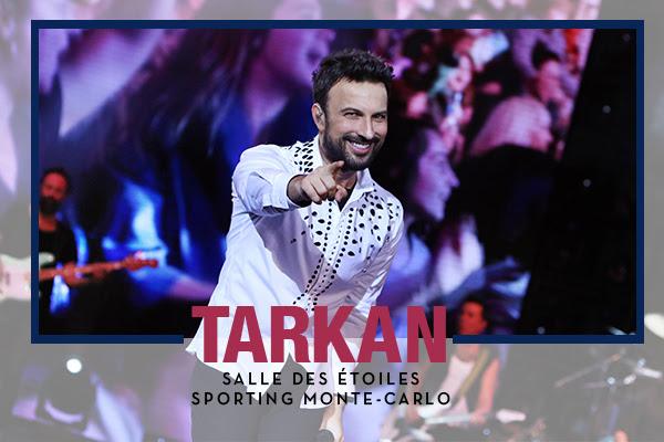Таркан в Монако!