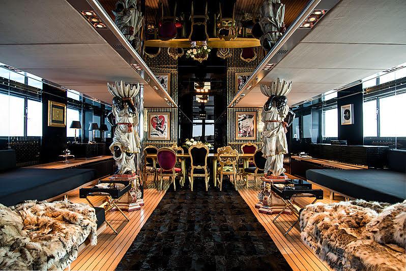 Продажа суперъяхты, принадлежавшей Dolce and Gabbana, и другие новости