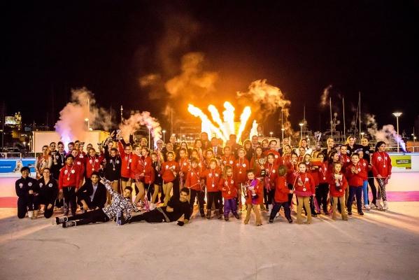 Чемпионат Монако по конькобежному спорту