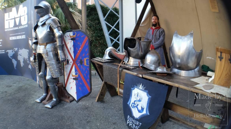 Buhurt Prime 2020: средневековые традиции на арене Шапито Фонвьей