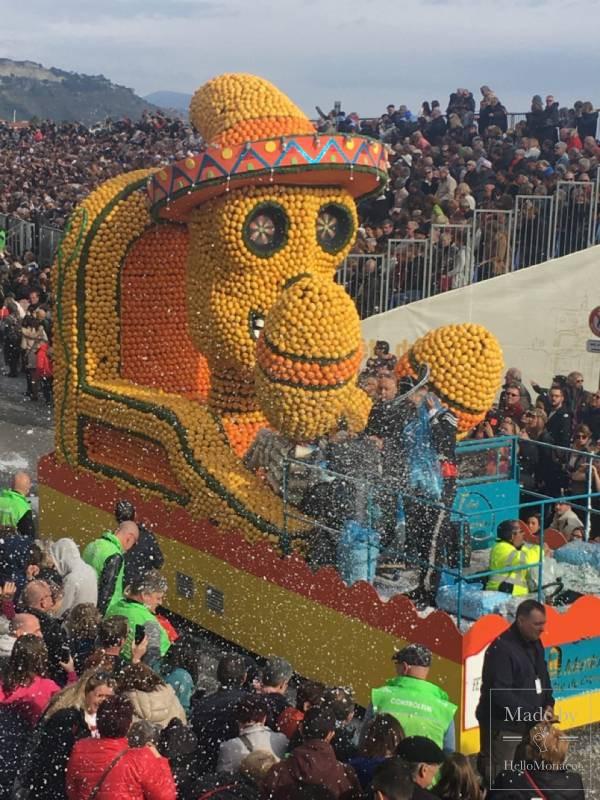 Фестиваль лимонов в Ментоне: уникальное зрелище и ода цитрусовым