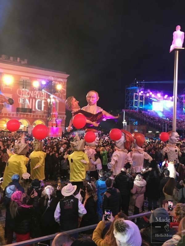 Карнавал в Ницце: в 2020 году здесь будут править мода и её король