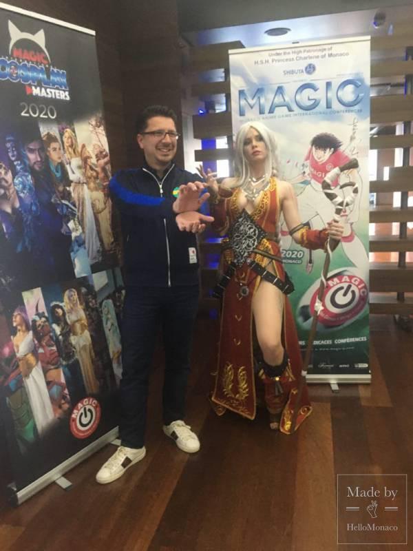 MAGIC-2020: супергерои возвращаются в Монако