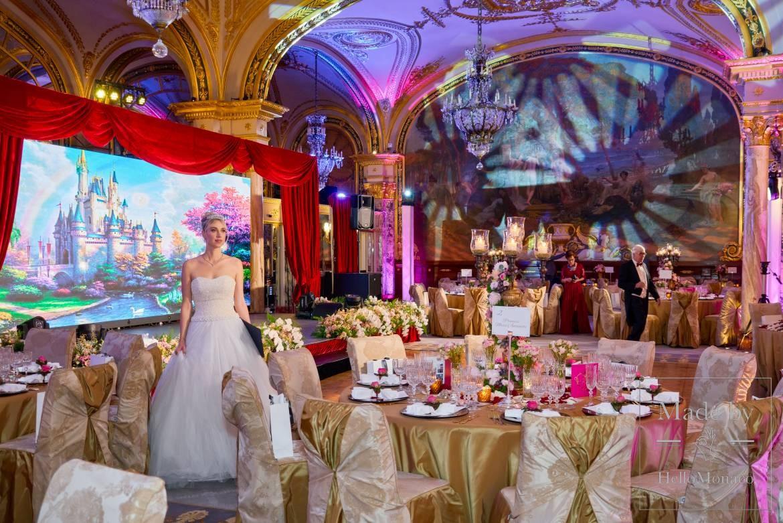 Волшебство и магия Большого Бала принцев и принцесс в Монако