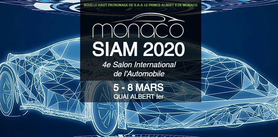 4-й Международный автосалон SIAM