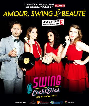 """Музыкальное шоу """"Love, Swing & Beauty"""""""