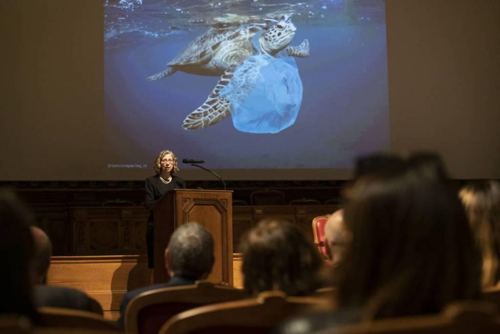 Новый обет по сохранению биоразнообразия и преодолению пластического загрязнения запущен в Монако