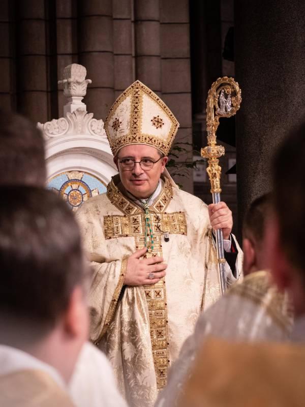 Доброе и глубокомысленное послание нового архиепископа Монако