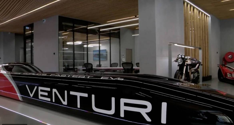 Venturi Automobiles открывает новую штаб-квартиру в Монако