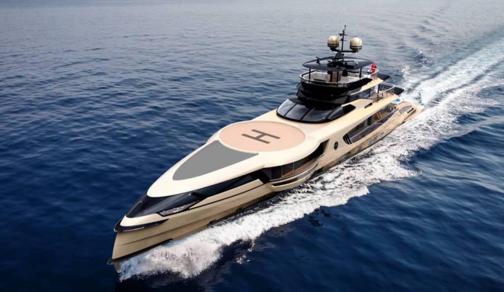 Успешные испытания 80-метровой яхты от Bilgin и другие новости