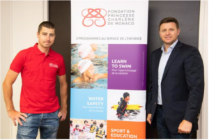 Велогонщик Петер Саган стал послом Фонда княгини Шарлен