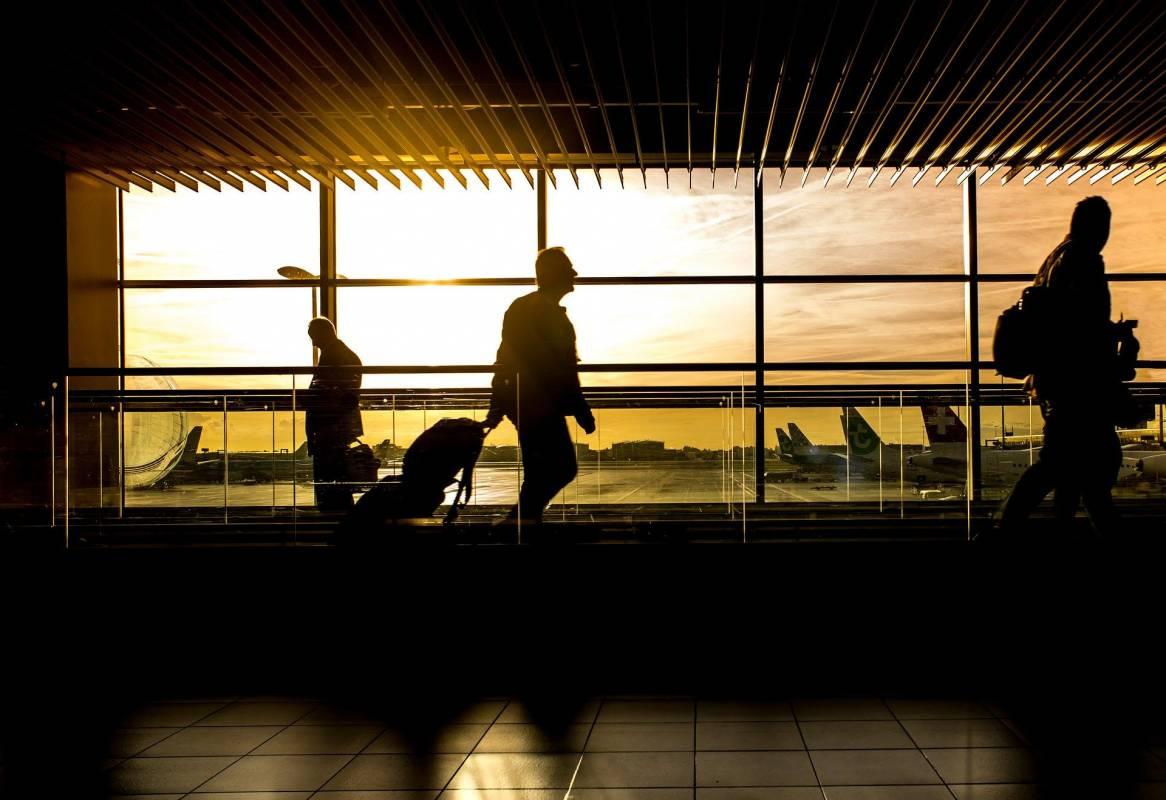 Отменена часть летних международных рейсов из аэропорта Ниццы