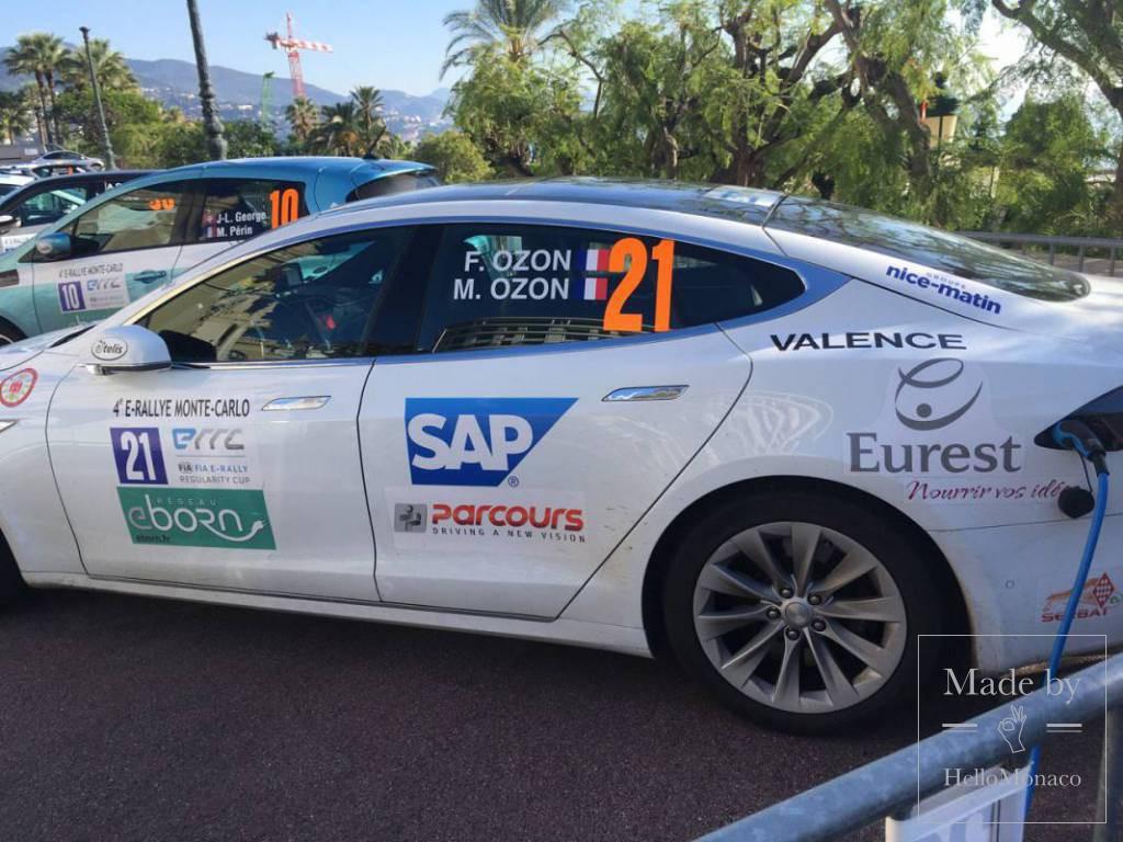5-е eRallye Monte-Carlo: инновационное изменение этого года