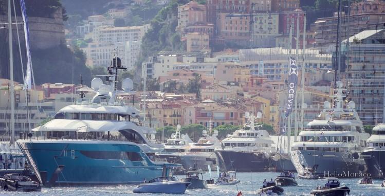 Яхт-шоу Монако 2020: уникальное некоммерческое мероприятие в поддержку индустрии