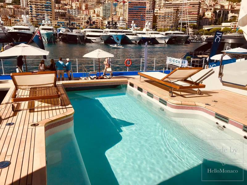 Яхт-шоу Монако отменено в 2020 году
