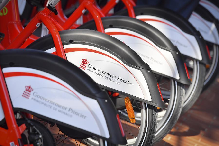 Новая велосипедная дорожка была открыта в Монако