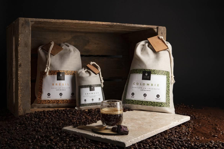 Green Coffee — самый «зелёный» кофе Княжества Монако
