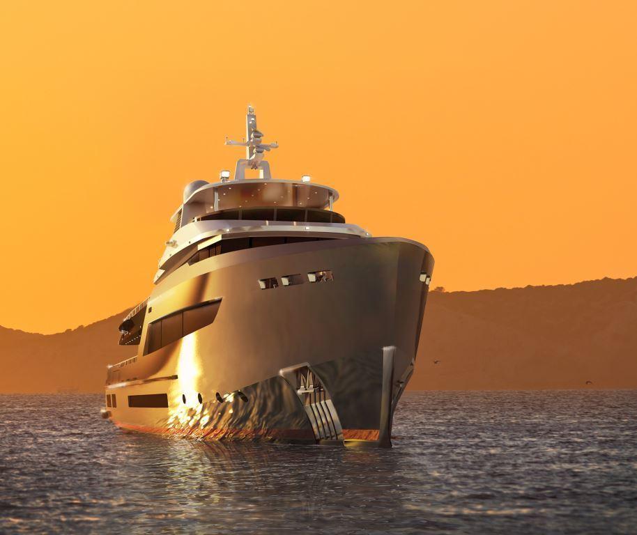 Bering Yachts объявляет о продаже 45-метровой суперъяхты и другие новости