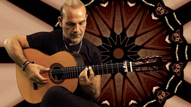 Концерт Хуана Кармоны на Террасах Дворца фестивалей
