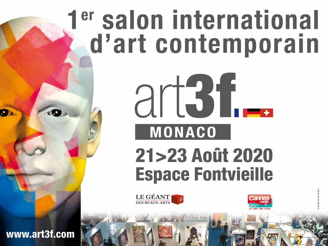 1-я Международная выставка современного искусства art3f