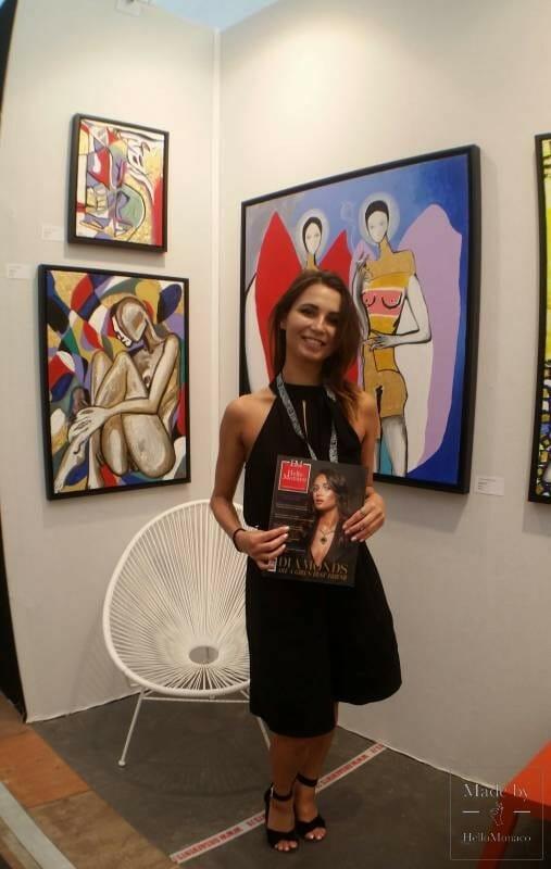 Первая международная выставка современного искусства в княжестве